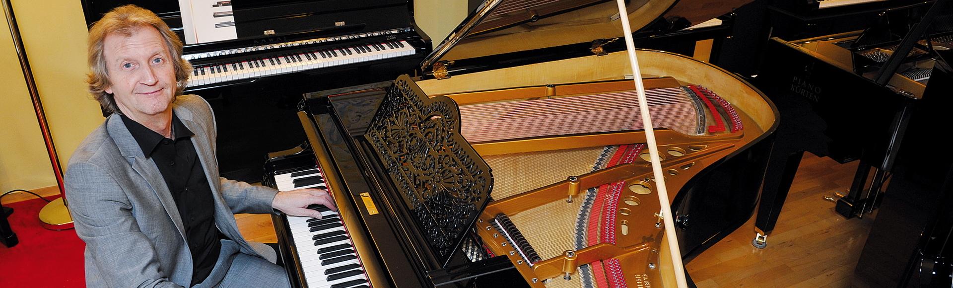 Willkommen bei Piano Kürtren